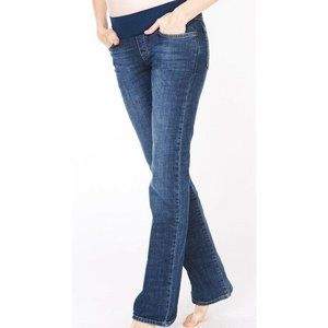 Seraphine Maternity Bootcut Jeans 1 26 S
